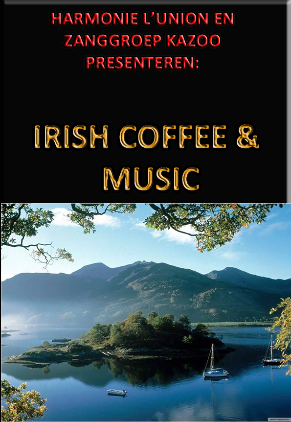 Irish Coffee  Music website
